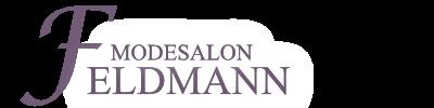 MODESALON FELDMANN – HAMBURG Logo